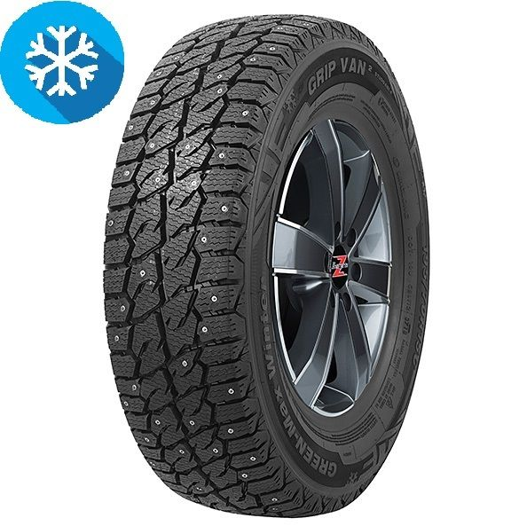 175/80-13C Q Linglong GreenMax Winter Grip Van 2